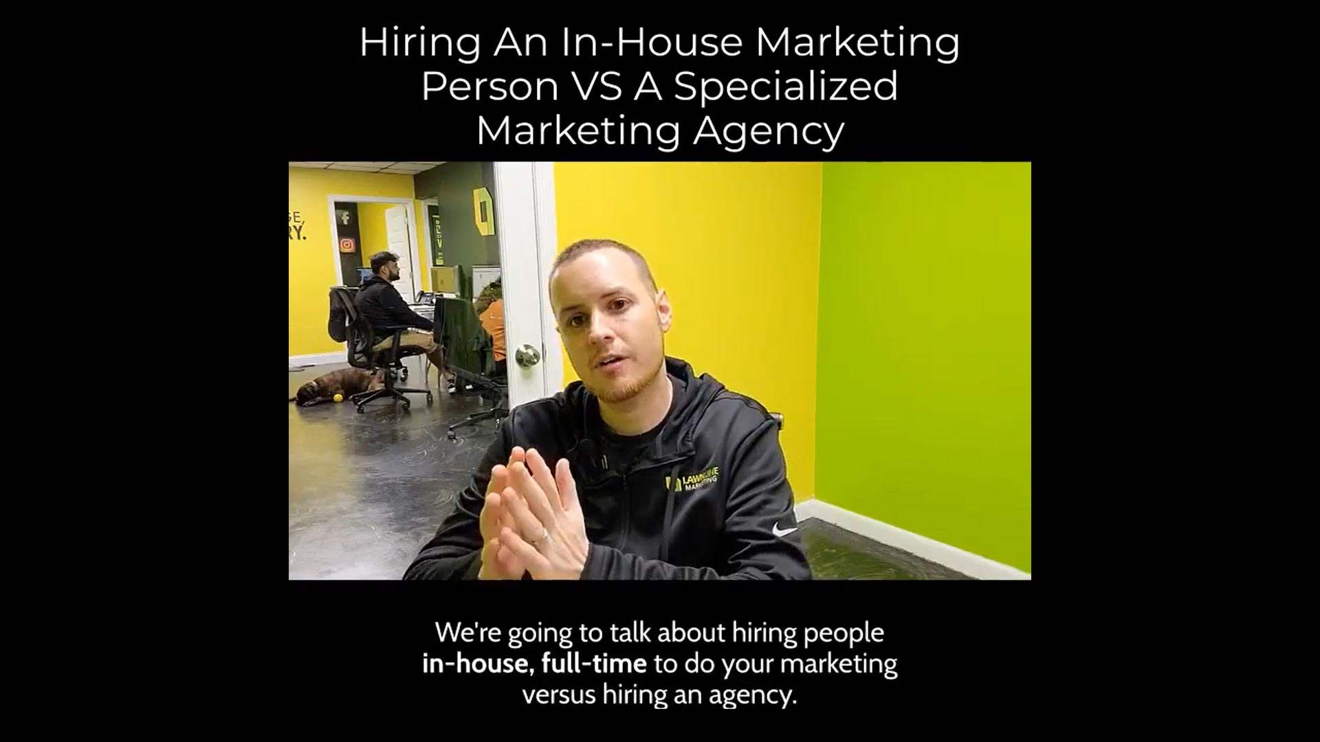 Hiring an In-House Marketing Team vs a Marketing Agency